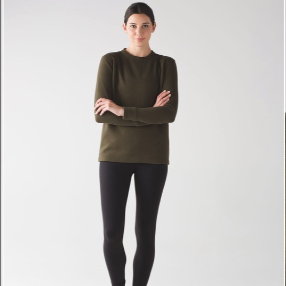 Lululemon | Yes Fleece Pullover